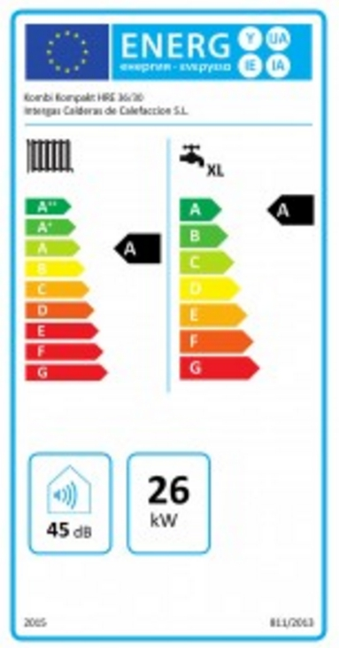 Caldera de gas Intergas Kombi Kompakt hre 36/30_product