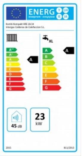 Caldera de gas Intergas Kombi Kompakt hre 28/24_product
